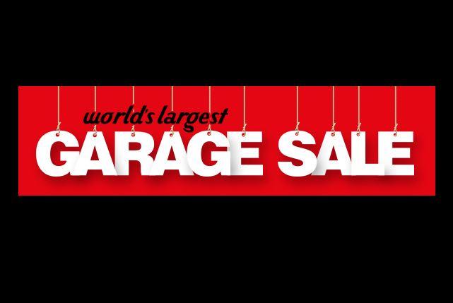 garagesalelog