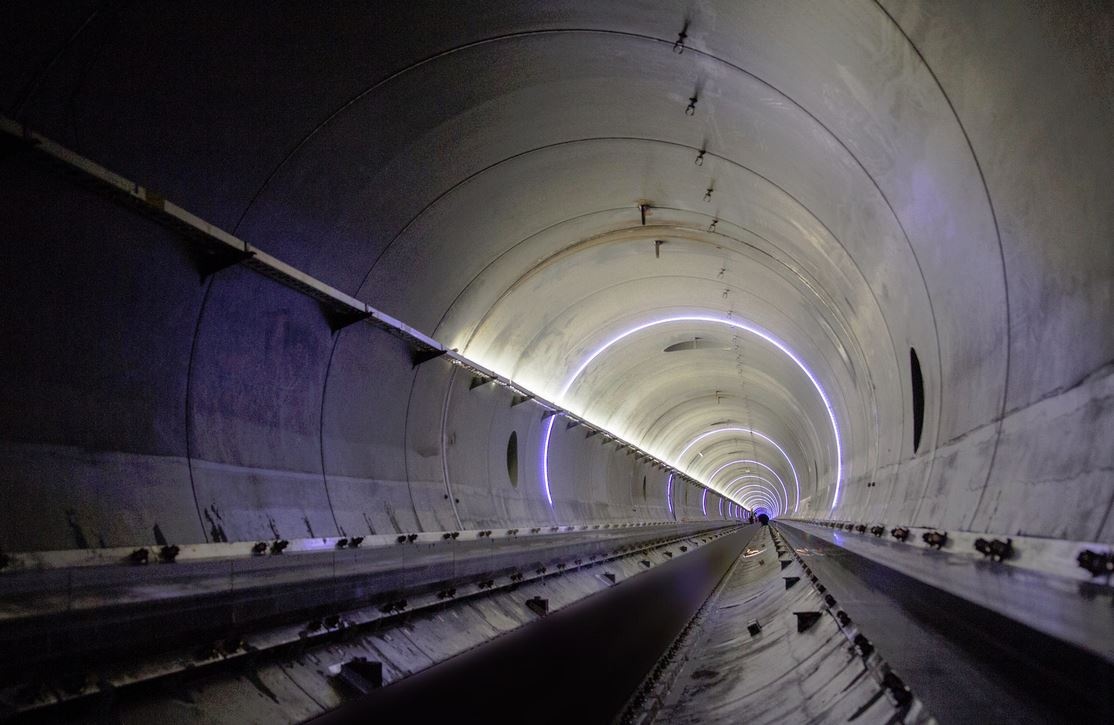 hyperlooptunnel