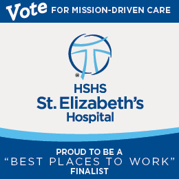 HSHS St. Elizabeth_s Digital Ad