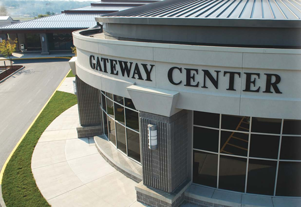p12 Gateway Center