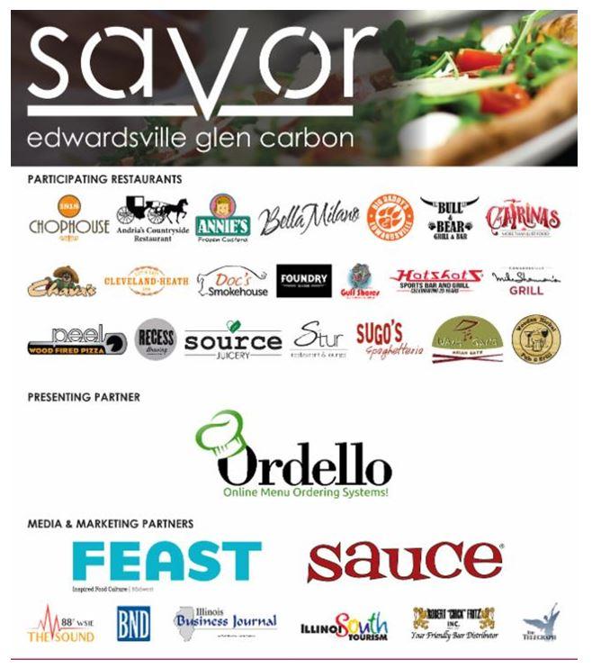 savoredwardsville ad