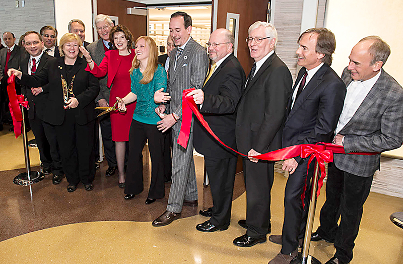 SIUE-DENTAL-DEDICATION