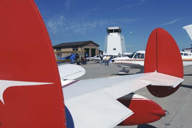 p15 STL Regional Airport