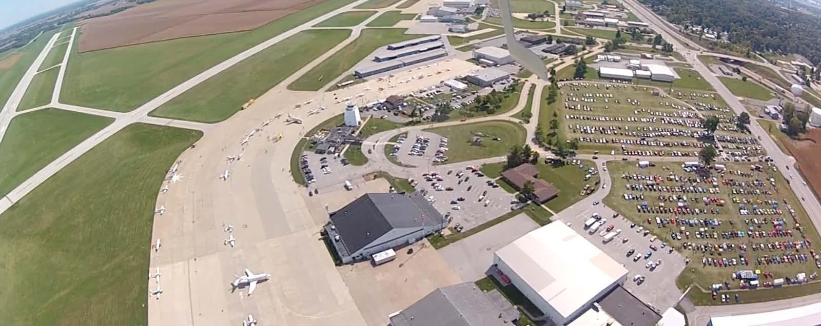 p16 airport