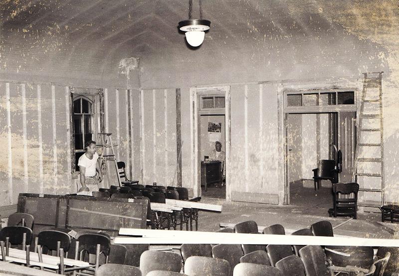 p01 ofallon city hall ceiling