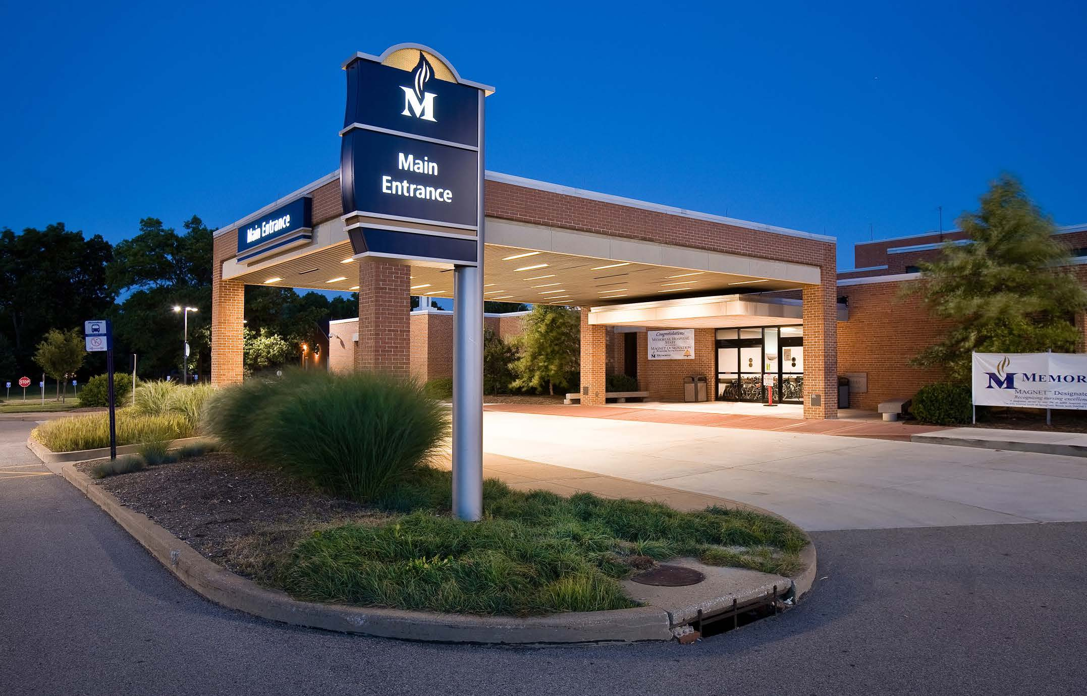 p13 Memorial Hospital